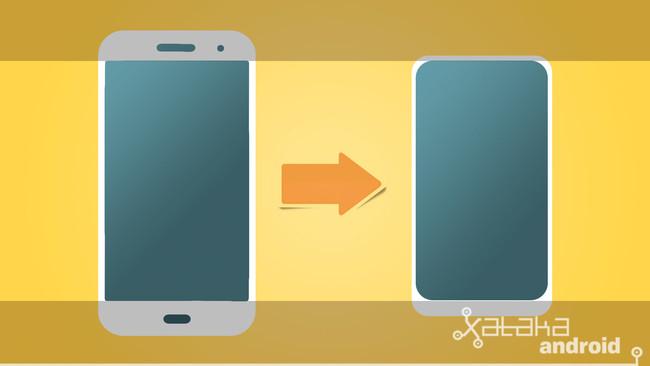 Reducir marcos no es sólo una moda, es el camino a seguir: comparativa de tamaños en móviles