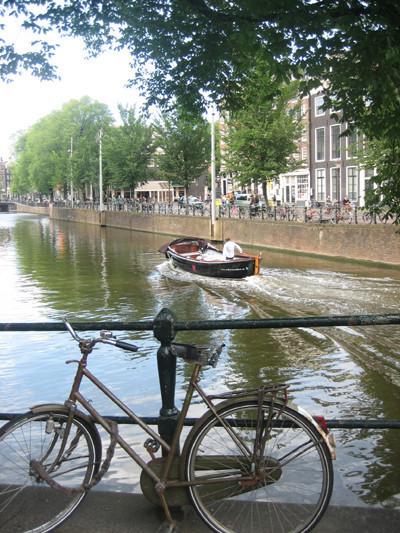 Ámsterdam: un poco de historia