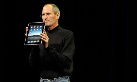 Jobs iPad