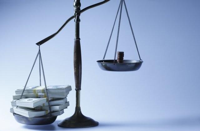 La desigualdad de los países de la OCDE escala a los niveles más altos en las últimas tres décadas