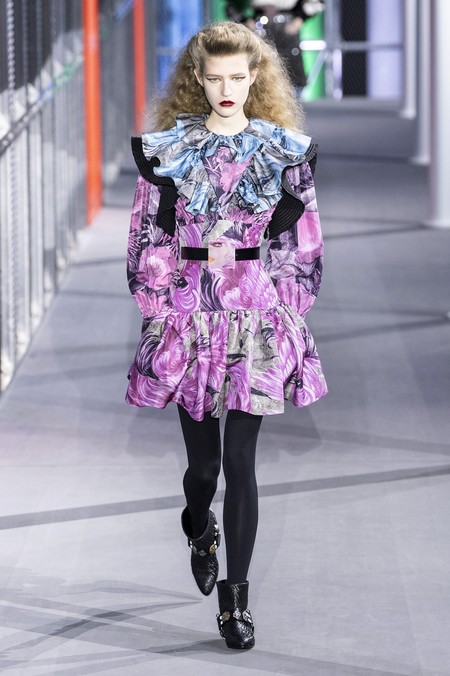 Louis Vuitton otoño invierno 2020 pfw