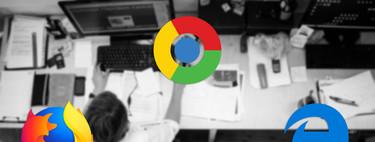 Firefox Quantum vs Chrome vs Opera vs Edge: ¿Cuál es más rápido y cuál consume menos memoria?