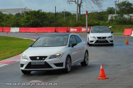 SEAT León Cupra 2015 - Toma de contacto