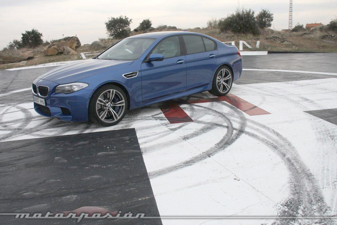 Foto de BMW M5 (Prueba) (102/136)