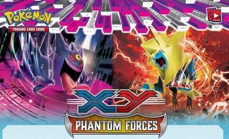 Los pre-lanzamientos de Pokémon TCG Phantom Forces llegan a la Ciudad de México