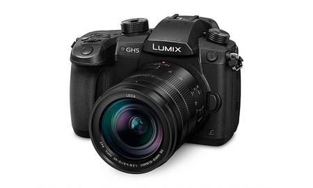 Hoy en Amazon, te puedes ahorrar más de 350 euros con la Panasonic Lumix DC-GH5L