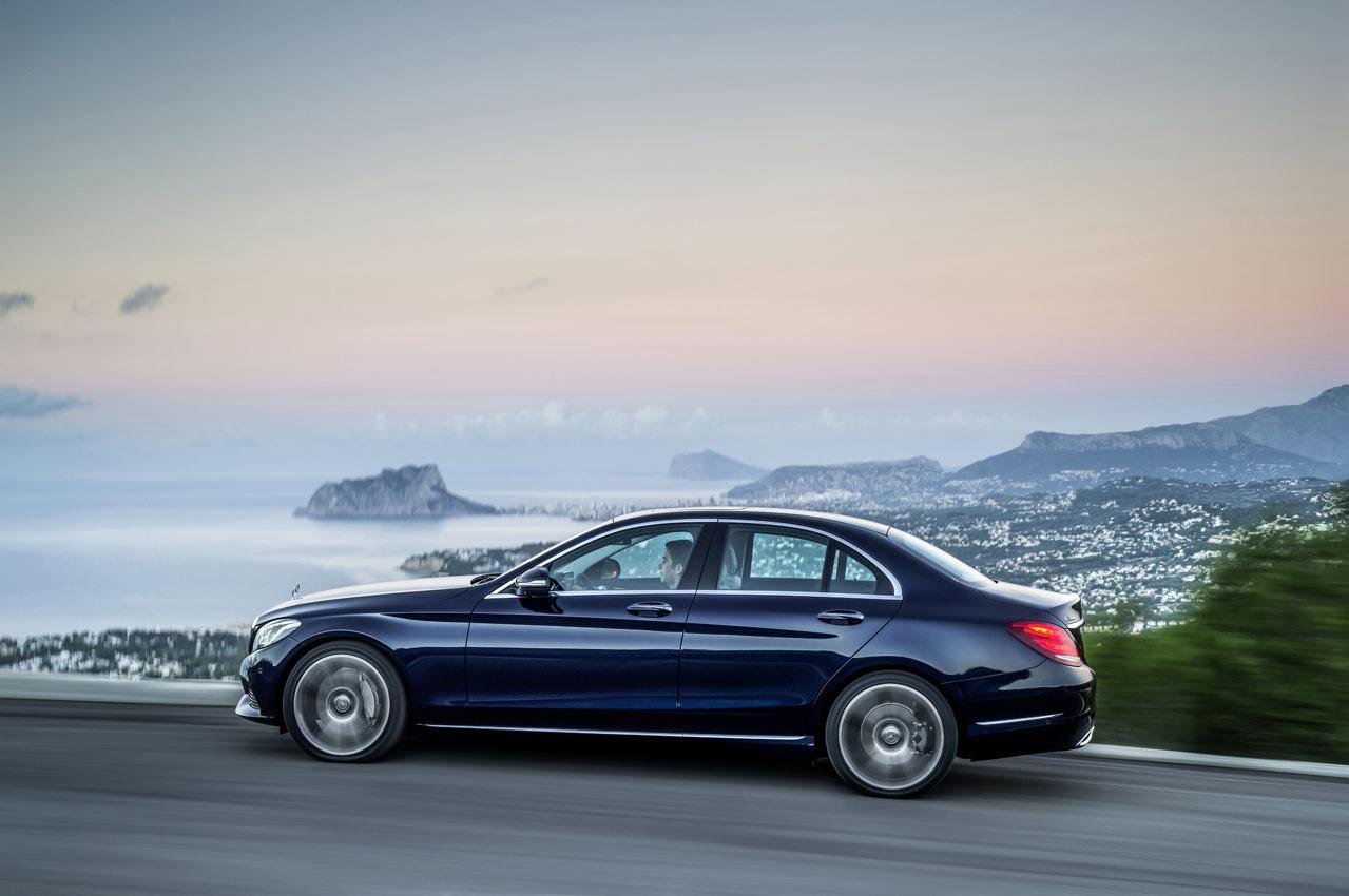 Mercedes benz clase c 2014 30 35 for Mercedes benz clase c