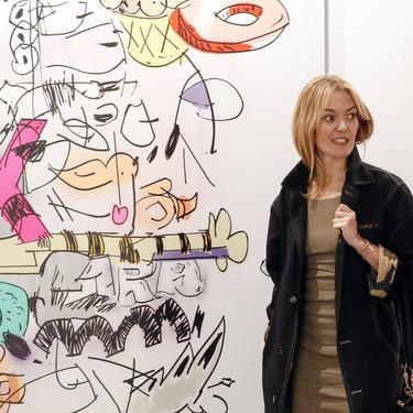 Este es look (militar) de Marta Ortega que puedes lograr gracias a Zara