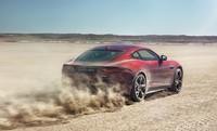 Jaguar F-Type R coupé AWD: en vídeo