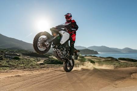 Segundo episodio de The wild side of Ducati. Los límites se difuminan