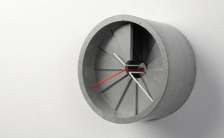 reloj hormigon 2