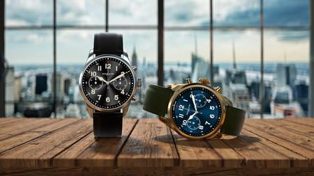 Montblanc SUMMIT 2+: el smartwatch de lujo con Wear OS se renueva con más pantalla, más batería y soporte nativo para eSIM