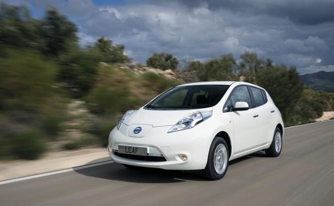 Nissan Leaf Septiembre 2015 Eeuu