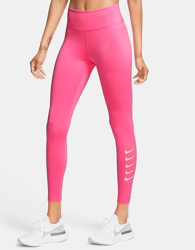 Mallas de running de 7/8 - Mujer Nike Swoosh Run