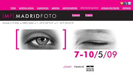 MADRIDFOTO, primera edición