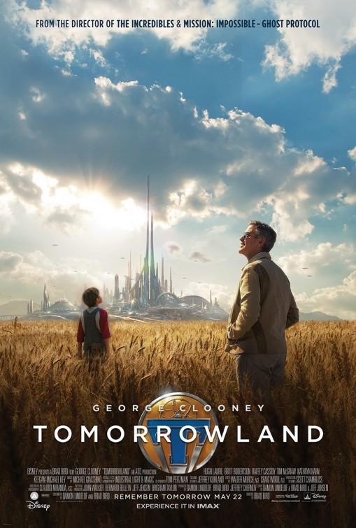 Foto de Carteles de la película 'Tomorrowland' (2/12)