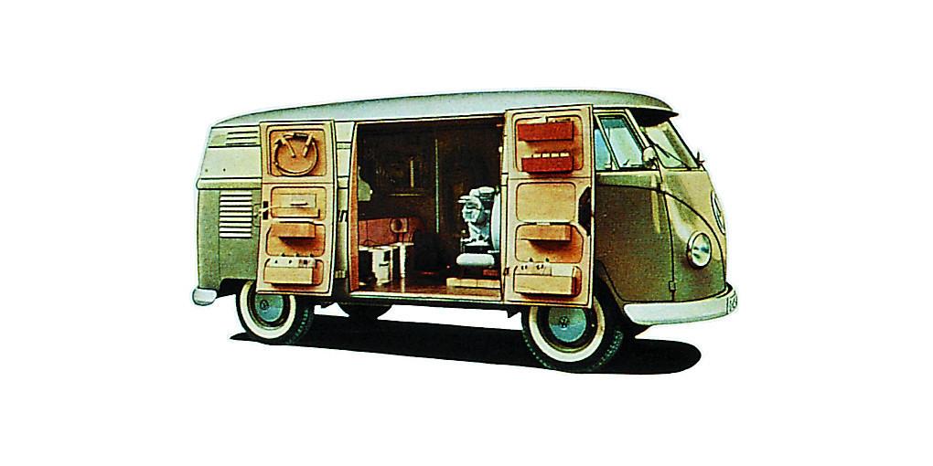 Foto de 60 años del Volkswagen Bully (18/34)
