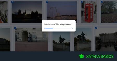 Vaciando Google Fotos: cómo eliminar todas tus fotos de la manera más rápida posible