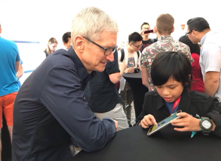 Yuma Tim Cook