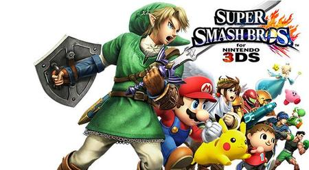 Una semana es tiempo de sobra para que Super Smash Bros. for 3DS arrase el mercado japonés
