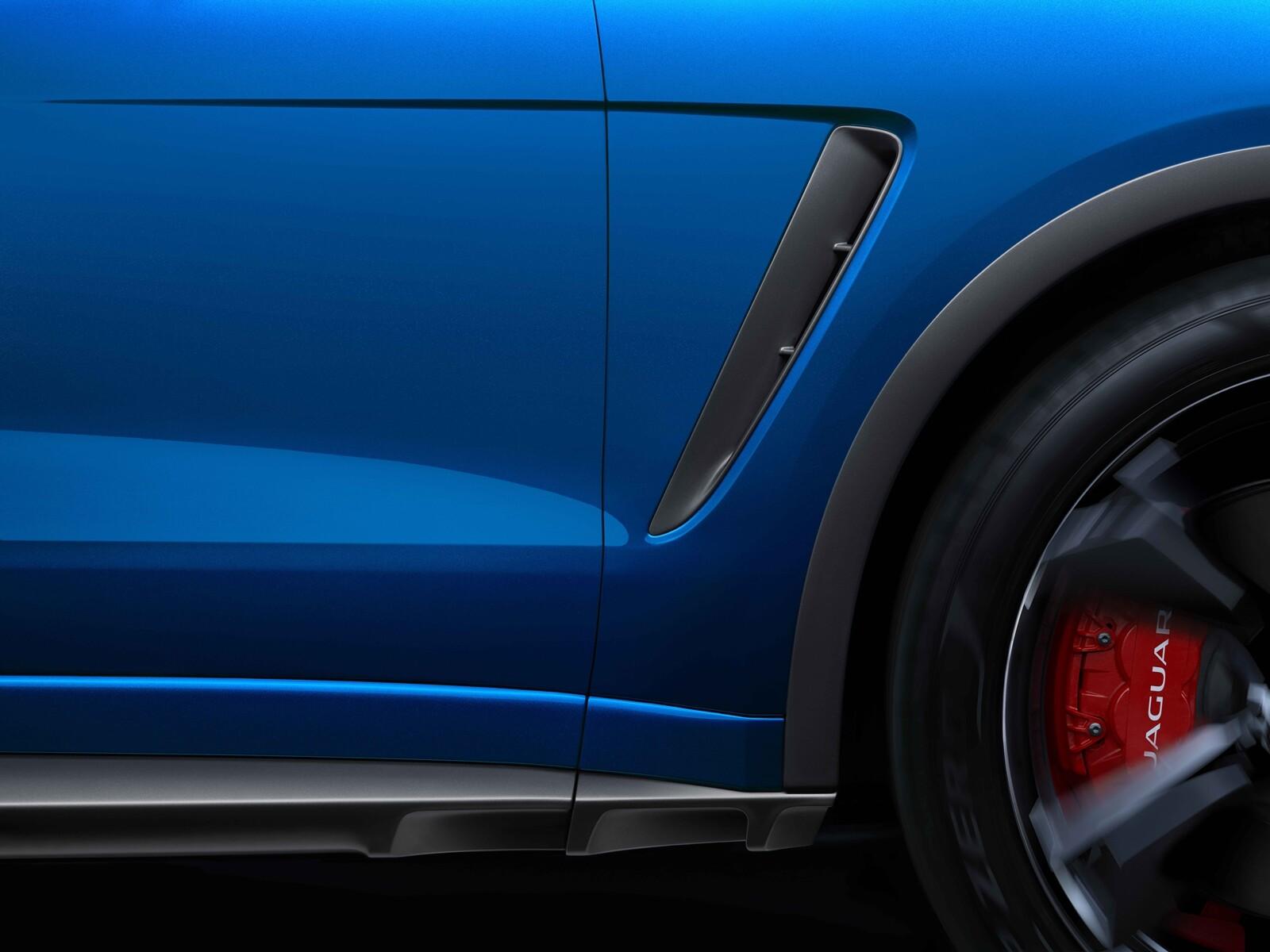 Foto de Jaguar F-Pace SVR 2021 (2/32)