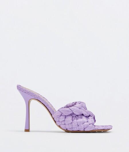 Bottega Veneta Stretch Sandals 01