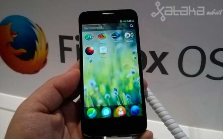 Alcatel One Touch Fire E, primeras impresiones