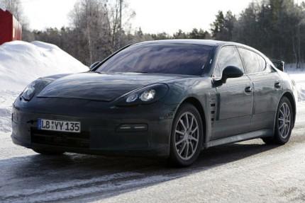 Sobre el nuevo Porsche Panamera