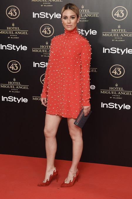 Fiesta Instyle Looks Actrices Alfombra Roja 2017 2