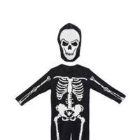 Disfraz Nina Esqueleto