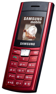 Samsung C170, sencillo y manejable