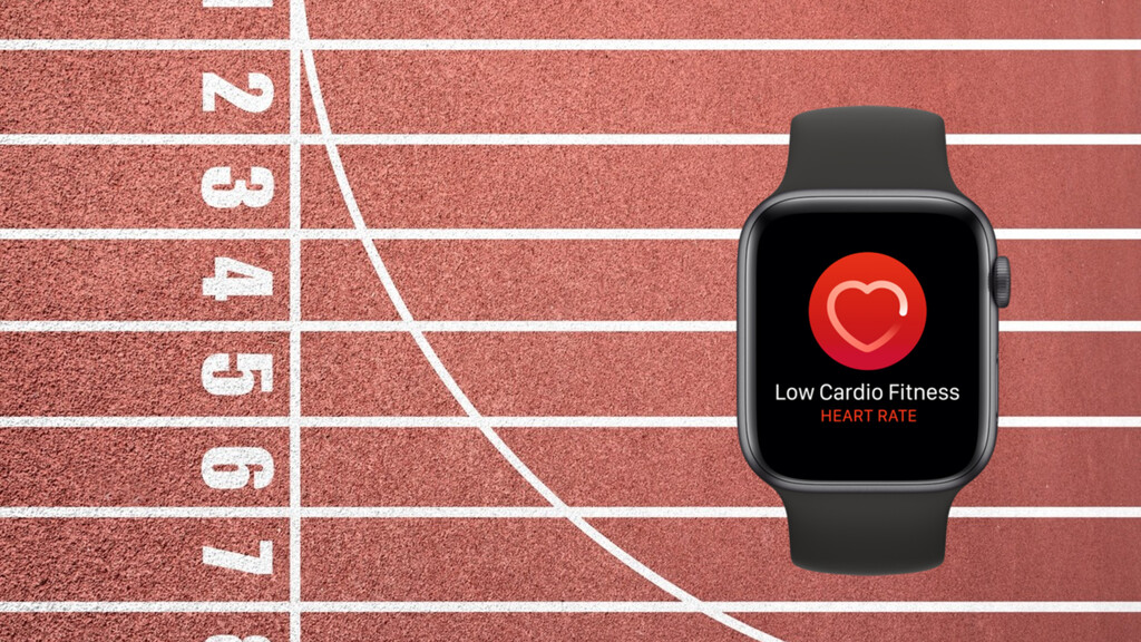 El Apple Watch envía notificaciones a tu muñeca si tu capacidad aeróbica se encuentra en niveles bajos