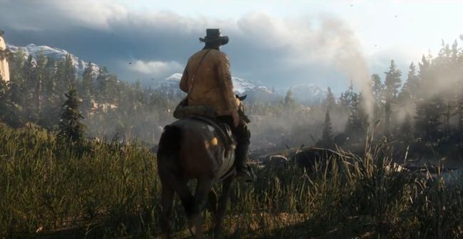Así es el nuevo e impresionante tráiler de Red Dead Redemption 2, ¡y ya conocemos al protagonista!