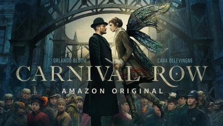 Trailer Carnival Row