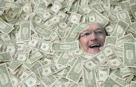 Apple y su infatigable marcha para convertirse en la primera empresa del billón de dólares