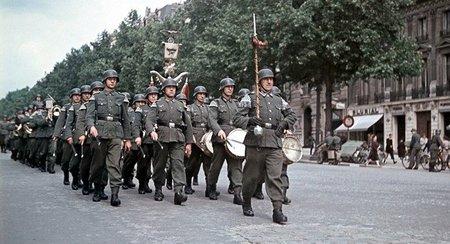 Invasión de París (1940)