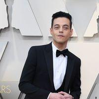 Sin pena ni gloria, Rami Malek en la alfombra roja de los Premios Óscar 2019