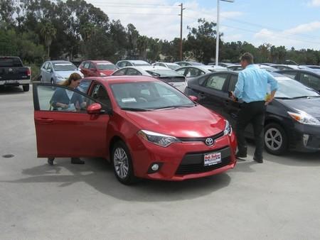 Venta Toyota Prius EEUU