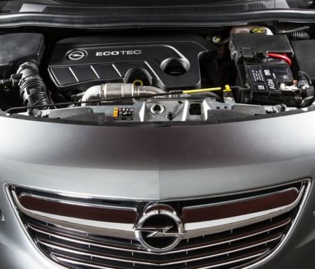 Motor Opel Emisiones Nox