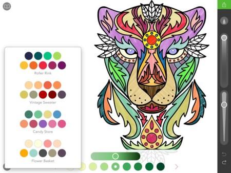 Colorear para adultos