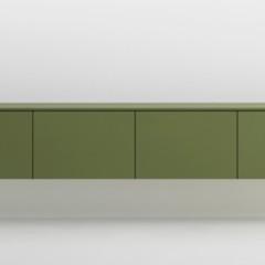 Foto 2 de 5 de la galería muebles-de-almacenaje-de-colores-alegres en Decoesfera