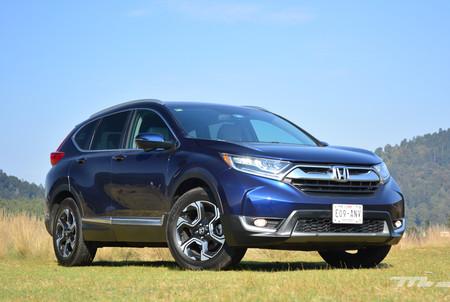 Honda Cr V 2017