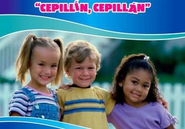 Cepillín, Cepillán: enseña a tu hijo la importancia de lavarse los dientes