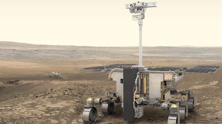 Este rover marciano se llamará igual que la descubridora de la estructura del ADN