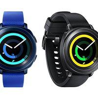 Más barato que nunca en Amazon: el Samsung Gear Sport, tanto en negro como en azul, por sólo 159 euros