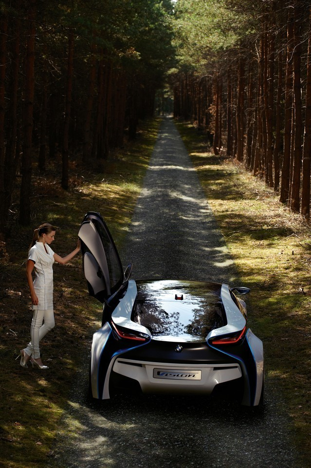 Foto de BMW Vision EfficientDynamics 2009 (62/92)