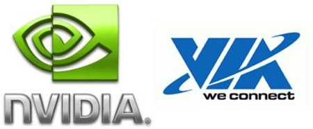 NVidia podría comprar VIA