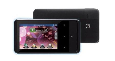 El Creative Zen Touch 2 quema una etapa más para competir con el iPod Touch
