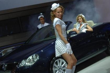 Volkswagen EOS en Portugal