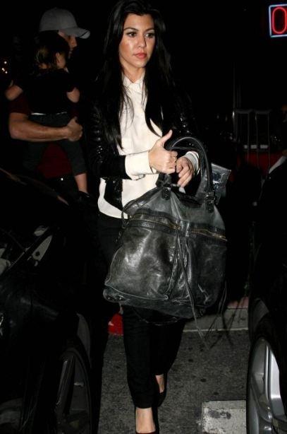 El 'klan Kardashian', una familia de lo más bloguera. El blog de Kourtney (II)